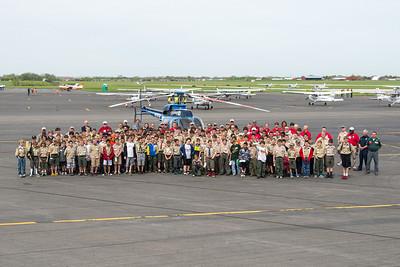 Youth Aviation Adventure Program, OSU Airport, May 4, 2013