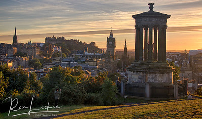 Edinburgh, Capital City