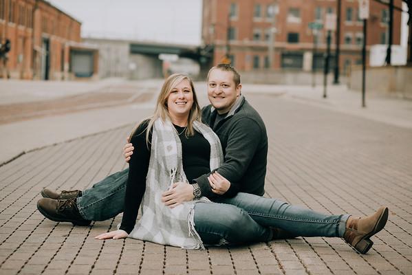 Katie + Steve | Engaged