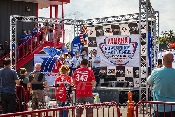 (09-11-2016) MotoAmerica Yamaha Challenge Paddock @ NJMP Thunderbolt