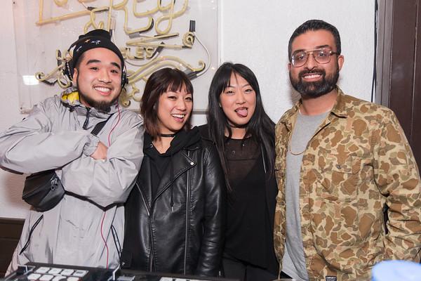 FOMO PARTY | LOCK & KEY