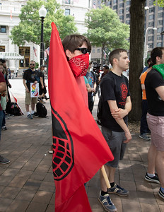 """""""Demand Free Speech"""" rally at D.C'.s Freedom Plaza (July 6, 2019)"""