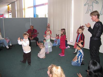 Wedgwood Preschool Christmas party 2006