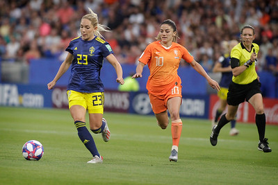 20190703 - FIFA World Cup Women - Netherlands - Sweden