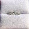 1.54ctw Antique Cushion Cut 3-stone Suite 9