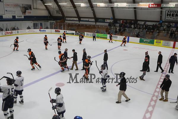 2019-3-6 St. Thomas Boys DIV II Hockey vs Keene