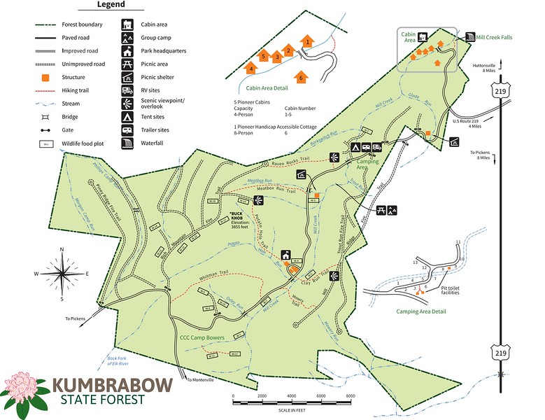 Kumbrabow State Forest