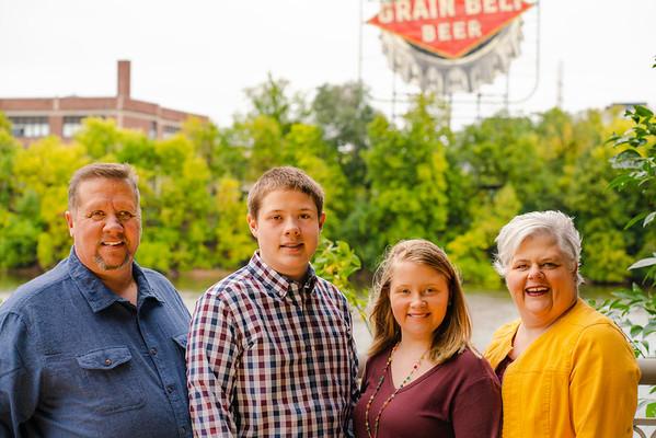 Baker Family 2019