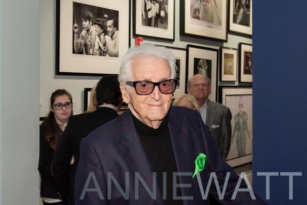 Dec 21, 2019 Harry Benson Opening Night Reception and 90th Birthday Celebration