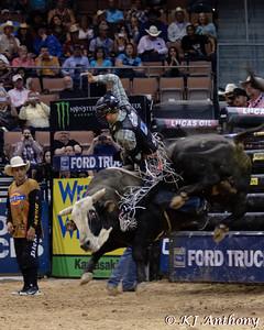 PBR 2013 Last Cowboy Standing - Round 3