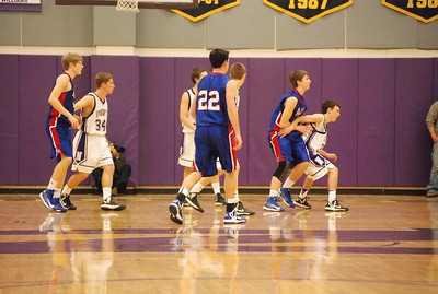 North Henderson and West Henderson JV Boys