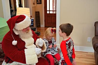 Arms Family Christmas 2018