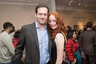 Opening Reception for Edward Bear Miller Exhibit
