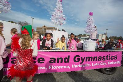 Florence Christmas Parade 2013