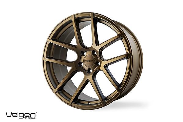 Velgen Wheels Mustang