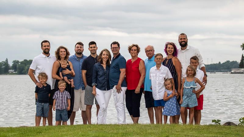 Mitchell 2019 Family Portraits
