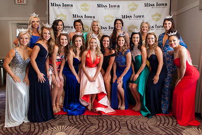 Miss Iowa 2017 - Crowns and Gowns