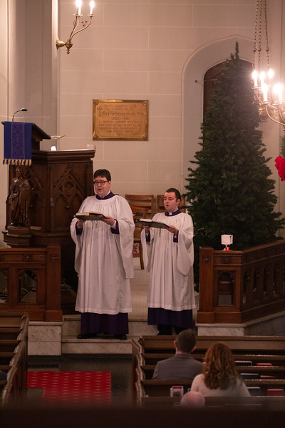 2019 Second Sunday in Advent