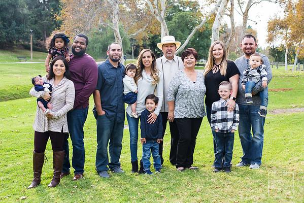 Hernandez/St. Amant Family Session 12.9.18
