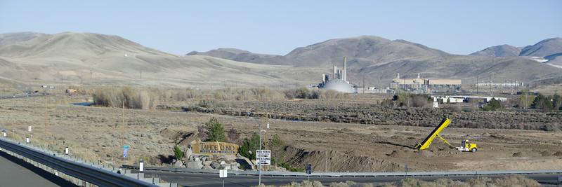 I-80 East Of Reno