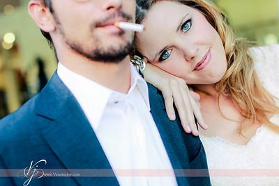 Kristin and J September 2010