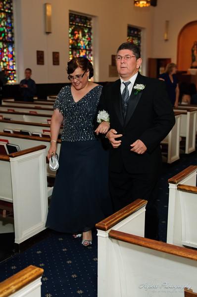Violet & Ryan ceremony