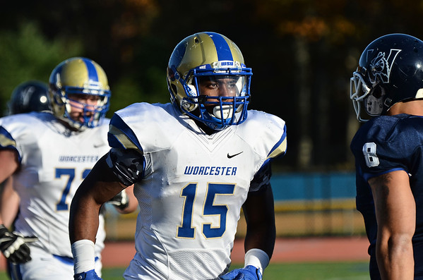 Worcester State vs. Westfield State