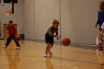 Trevor Basketball
