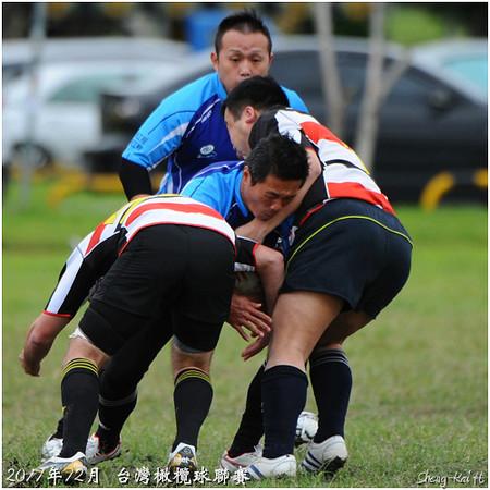 2011台灣聯賽M09-猴王 VS 浪人(Baboons vs Ronins)