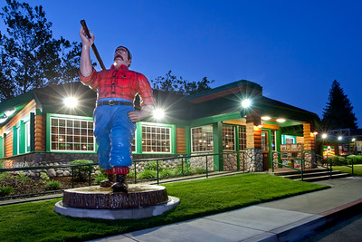 Lumberjacks - Sacramento