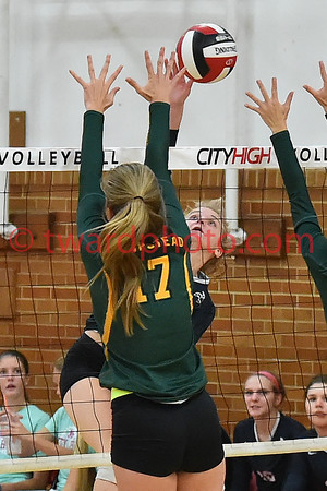 2016 CHS Volleyball - Hempstead
