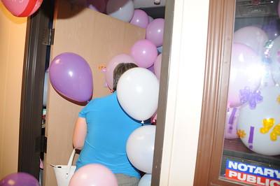 7-14-2014 Theresa Lusk's Birthday Balloons