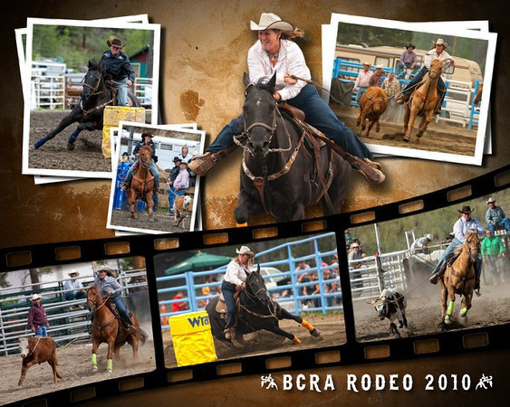 Rodeo Collages 2010-11