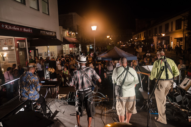 Craig Mitchell Project: Live on Church Street 2015-07-11