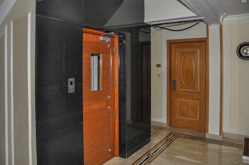 Hotel Regency Elevator