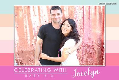 Jocelyns babyshower