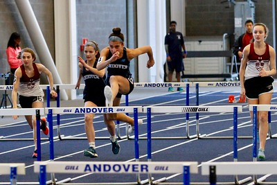 Indoor Track vs. Governors, and Wilbraham & Monson