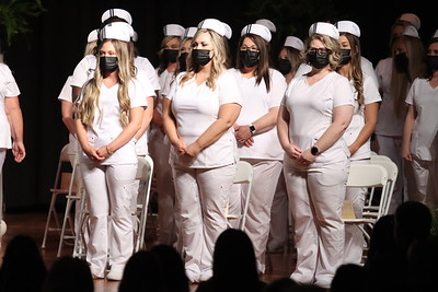 SCC Nursing Pinning Ceremony 2021