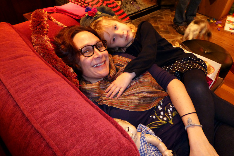 Zanna and Thalie
