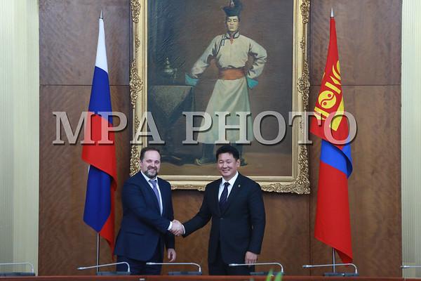 Монгол-ОХУ-ын Засгийн газар хоорондын Худалдаа, эдийн засаг, шинжлэх ухаан, техникийн комиссын XX хуралдаан