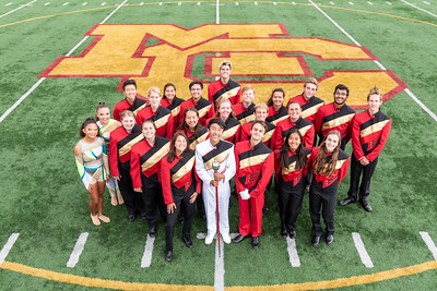 Band Section Photos