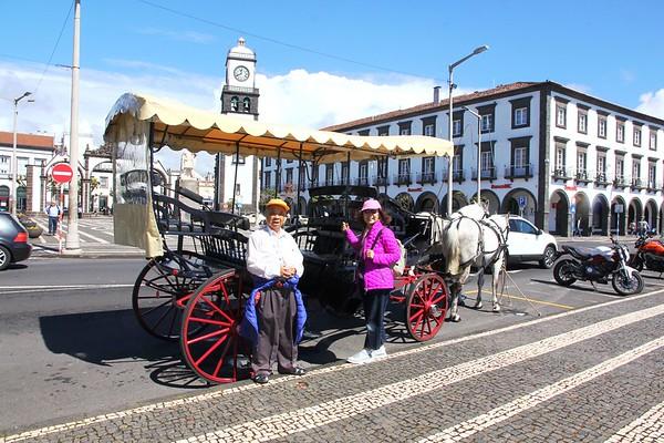 Ponta Delgada, Portual