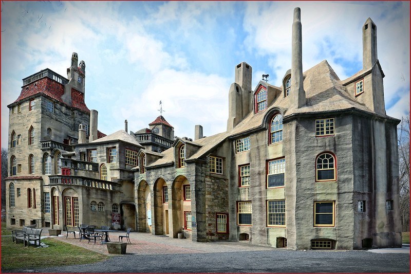 Fonthill Castle, Doylestown Pa