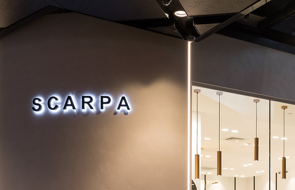 Scarpa Commercial Bay