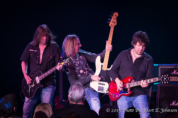 Pat Travers @ Harrah's 03-07-2015