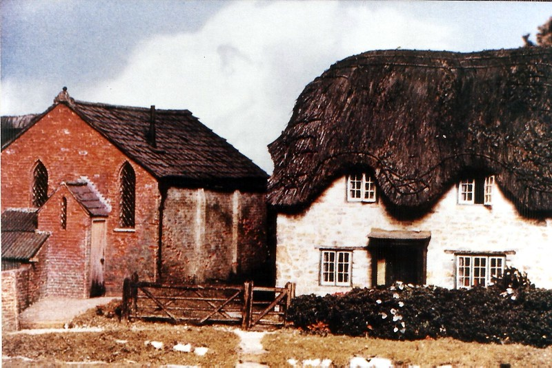 Badbury Methodist Chapel 1950