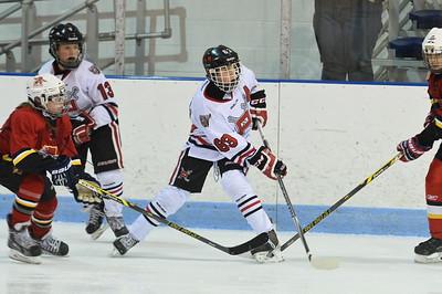 Game 1 - Aviator Hockey Club Vs Palmyra Black Knights