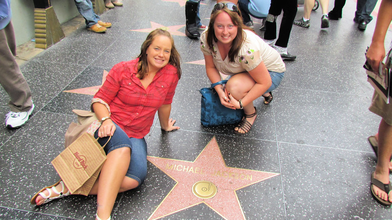 Hollywood Walk of Stars