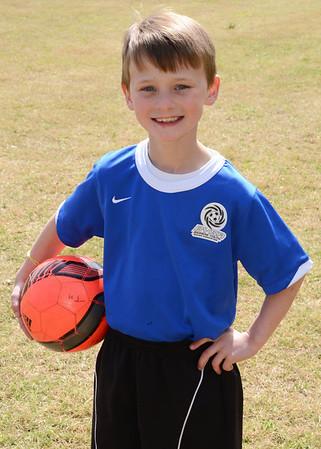 Howard Spring Soccer 2014