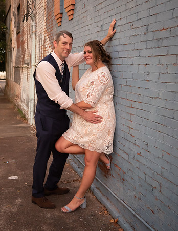 Charlsei & Cory, Wedding at Graceland: 9-28-19